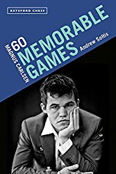 Anzeige Amazon: 60 Memorable Games - Magnus Carlsen - Andrew Soltis - Batsford Chess