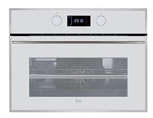 Teka HLC 840 Horno Compacto con Sistema de Limpieza, 3015 W, 44 litros, Blanco