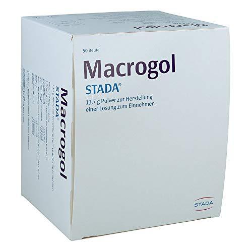 MACROGOL STADA 13,7 g Plv.z.Her.e.Lsg.z.Einnehmen 50 St