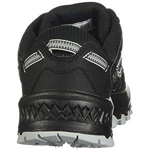 Saucony Women's Versafoam Excursion TR13 Trail Running Shoe, Black, 8.5