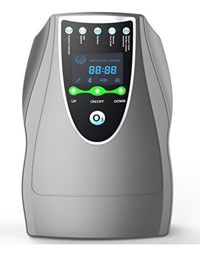 Generador de Ozono para Agua y Aire, esteriliza verduras y ambientes, remueve olores.