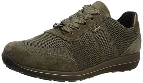 ara Damen Osaka Sneaker, Taiga,Moro, 42.5 EU