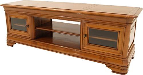Destock Meubles Meuble TV/HiFi Bas LCD-Plasma Merisier