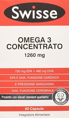 Swisse Omega 3 Concentrato - 60 capsule