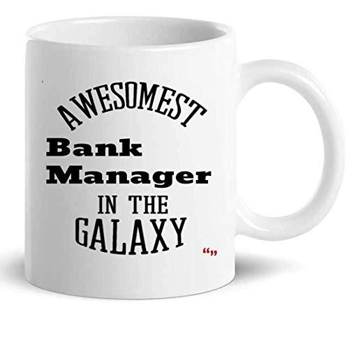 Not Applicable Bankmanager-Becher-Kaffeetasse - lustiges Geschenk für Mann-Frauen-Neuheit