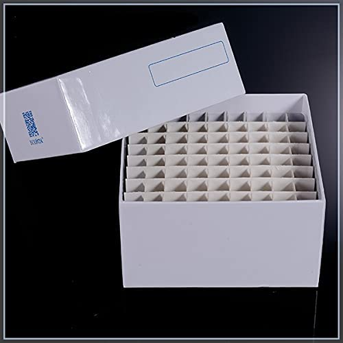 CryoKING Premium Cardboard Jacksonville Mall Ranking TOP17 Cryogenic Height 3in Boxes-81 Well