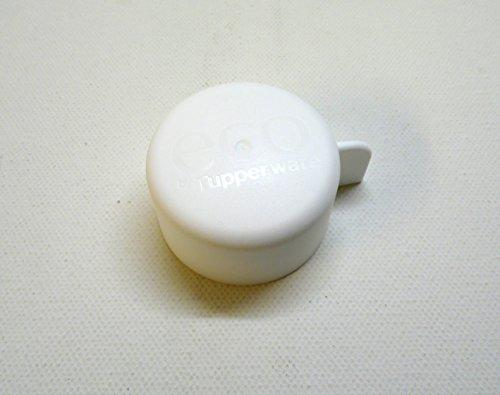 Tupperware To Go Eco 750ml weiß Ersatzdeckel Deckel Schraubverschluss Ökoflaschen