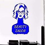 xingbuxin Wall Decal Women Fashion Stickers Girls Beauty Salon Vinyl Wall...