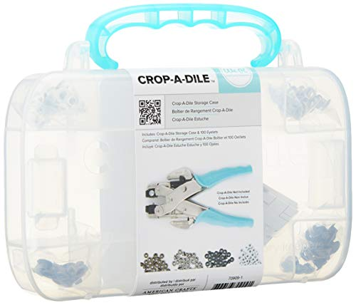 We R Memory Keepers  Crop-A-Dile Carrying Case 70909