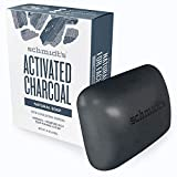 Schmidts Activated Charcoal Bar Soap Male Set 5oz, pack of 1
