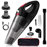 Best Hand Held Cordless Vacuums - Kimitech Handheld Vacuum, Handheld Vacuums Cleaner Wireless, H Review