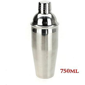 Alessi 870//50 Shaker en Acier Inoxydable 18//10 Argent/é 50 cl