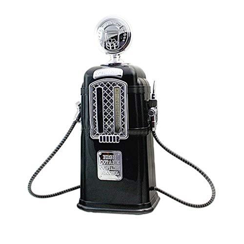 Hemoton Bar Dispensador de Cerveza Bomba Dispensador de Bebidas para Bebidas No Alcohólicas Jugo Licor Refrescos Bebidas Barras de Agua Fiesta Ktv Decoración 1080Ml (Negro)