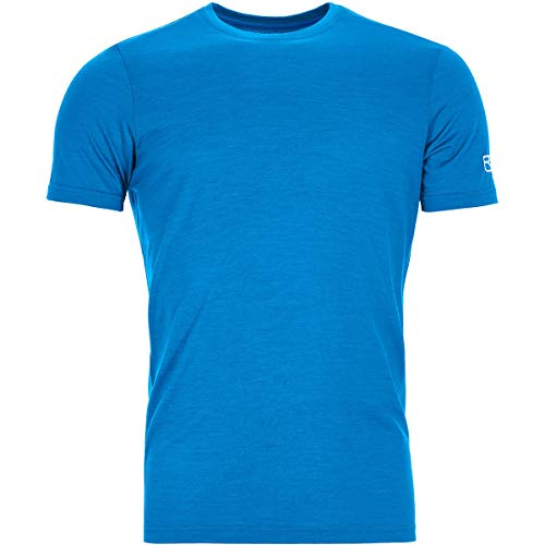 ORTOVOX Herren 150 Cool Clean T-Shirt, Safety Blue, L