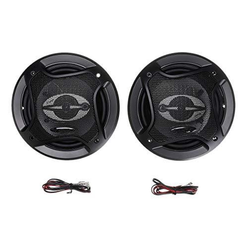 Shumo 6.5 Pulgada Car Speaker Subwoofer para Autos Altavoz de Alta Fidelidad...