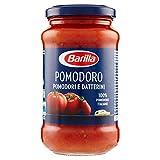 Barilla Sugo al Pomodoro con Pomodori e Datterini, Senza Glutine - 400 gr...