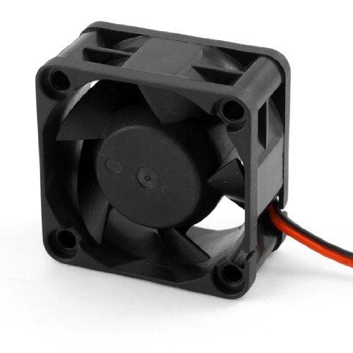 SODIAL(R) Ventilador de Refrigeracion 12V CC 40mm 20mm para CPU de Computadora