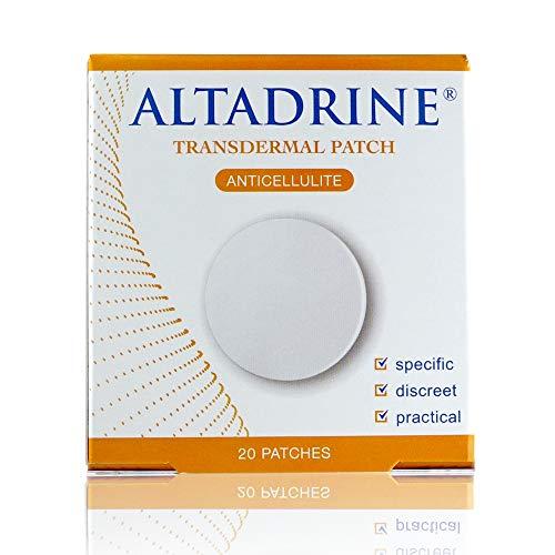 Parche de celulitis transdérmica de Altadrine