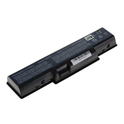 OTB Batterie Li-ION 4400 mAh Compatible avec Acer Aspire 2930/4710 / 5738 Noir