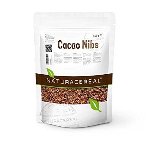 NATURACEREAL - Pezzi / Nibs Di Cacao Crudo 500g