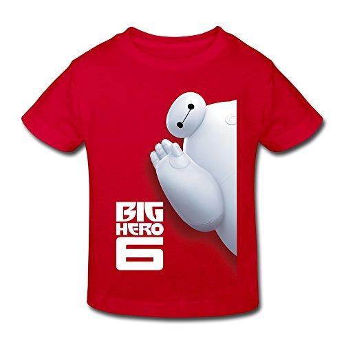 KST - Camiseta - Bebé-Niños Bebé-Niñas Marrón rosso