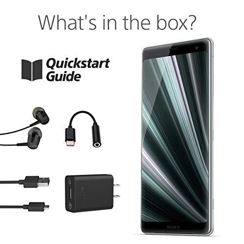 Sony Xperia XZ3 Unlocked Smartphone, 64GB - 6.0