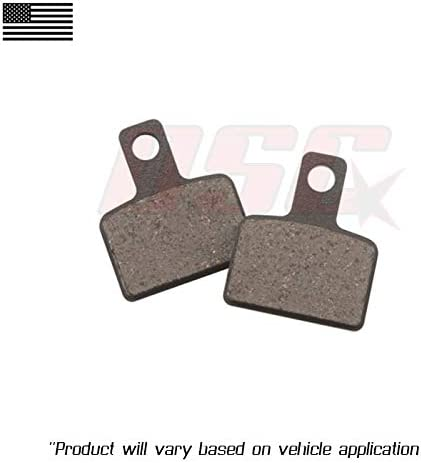 Max 68% OFF Rear Brake Pads Compatible With Beta 125 2010-2015 Indefinitely EVO