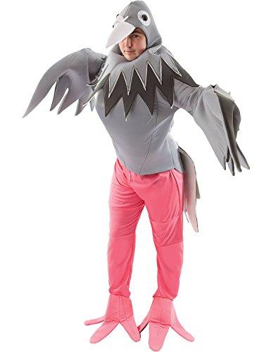 ORION COSTUMES Costume de déguisement de pigeon géant unisexe