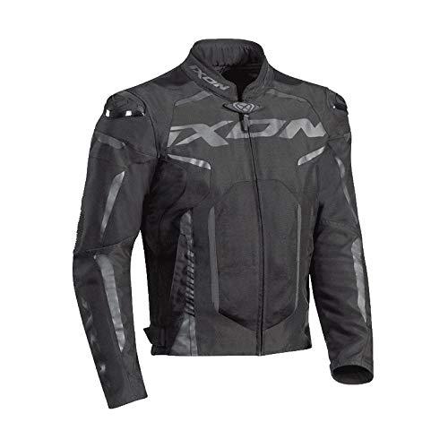 Ixon Chaqueta moto Gyre Negro, Negro, M