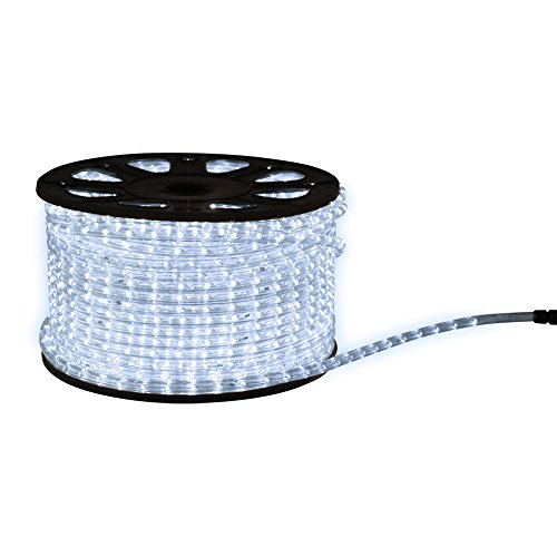 Tubo luminoso LED 42meter luce del tubo tubo 42mweihnachtsbeleuchtung incluso cavo di alimentazione, 230.00 voltsV