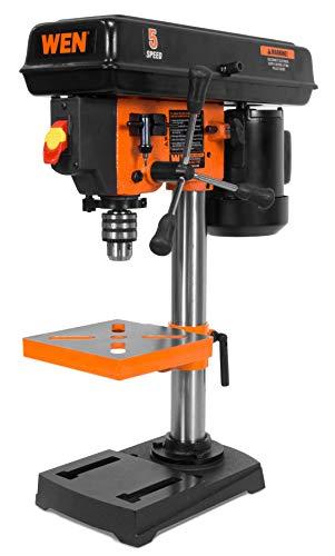 WEN 4206 2.3-Amp 8-Inch 5-Speed Cast Iron Benchtop Drill Press