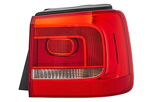 HELLA 2SD 010 468-101 Heckleuchte - Glühlampe - weiß/rot - äusserer Teil - rechts - für u.a. VW Touran (1T3)