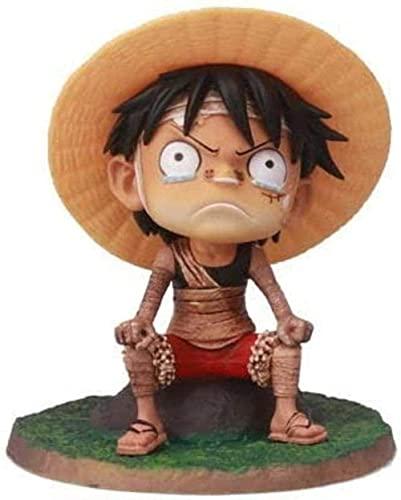 Figura de acción Monkey D Luffy & amp Trafalgar Ley 20 Aniversario Edición One Piece Anime Juguete Modelo Anime Figura Niños Juega Figuras de acción