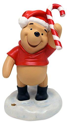 Disney Figurine en Porcelaine Winnie et Ses Amis : Wishing You