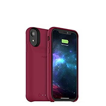 Mophie Juice Pack Access - Ultra-Slim Wireless Battery Case - Made for Apple iPhone XR  2,000mAh  - Red  401002823
