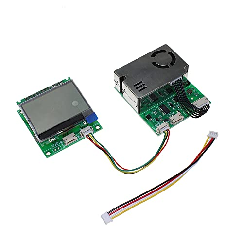 componenti elettronici SM300D2 7-in-1 + PM2.5 PM10 + temperatura + umidità + CO2 + eCO2 + Modulo TVOC tester del...