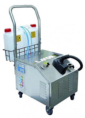 Lavor PRO Dampfreiniger GV 3,3 M Plus Lavor Profi Dampfreiniger mit Edelstahltank und Zusatztank