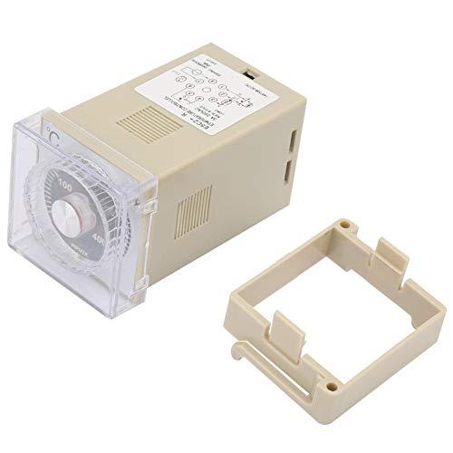 E5C2-R20K 220VAC temperatuurregelaar, digitale K-type ingangspunt temperatuurregelaar thermostaat 0-400 °C