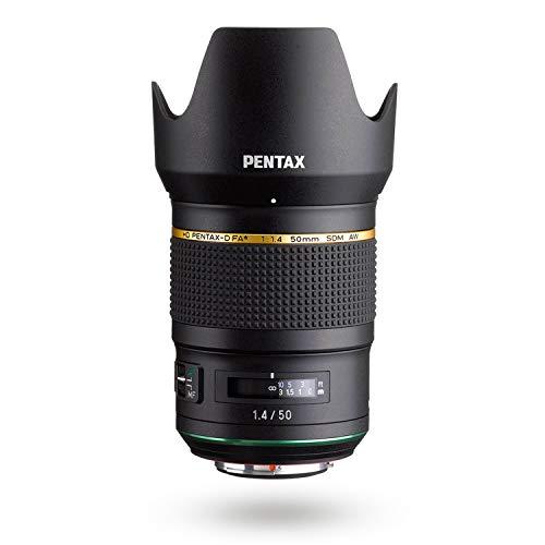 HD PENTAX-D FA50mmF1.4 SDM AW, Focale fixe, Objectif de la nouvelle...