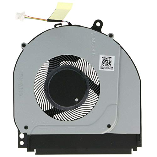 Replacement CPU Cooling Fan for HP Pavilion X360 14-dh 14m-dh 15-dq series, 14m-dh0003dx 14-dh1036tx 14-dh1035tx 14m-dh1003dx 15-dq1052nr 15-dq0953cl Series Laptop P/N: L51100-001 L51102-001