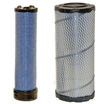 Price comparison product image Wix 46671 Outer Air and 46672 Inner Air Filter Bundle