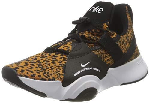 Nike Superrep Groove, Zapatillas para Correr Mujer, White Black Chutney, 39 EU