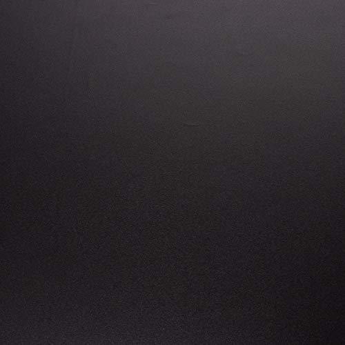 AWNIC Möbelfolie Schwarz Matt Klebefolie für Küchenschränke Schrankfolien Selbstklebend Küchenfolie Schränke Küche Wasserfest 300x40cm