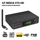 GTMEDIA V7S HD DVB-S2 Digital Receptor de TV por...