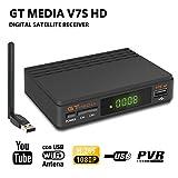 Aiming TV decodificador Receptor de sat/élite Digital Medidor buscador de la se/ñal de Directv Red del Plato TLC se/ñal Puntero SF-95DR