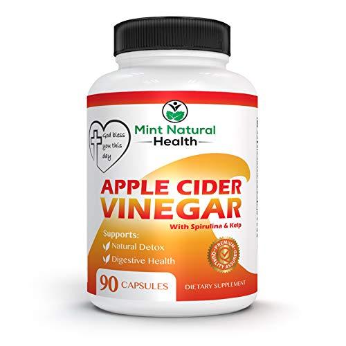 Health Benefits of Apple Cider Capsules
