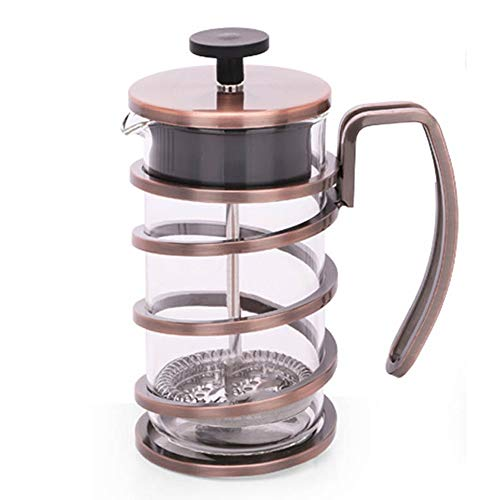 Review Of French Press Coffee Maker Tea Pot French Press Pot Glass Tea Maker Domestic Coffee Pot 304...