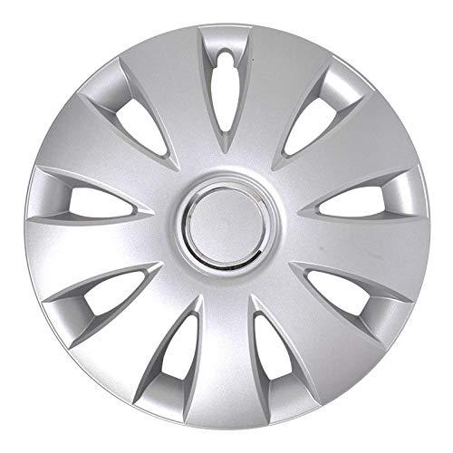 ProPlus wieldop Aura 13 inch ABS zilver per stuk