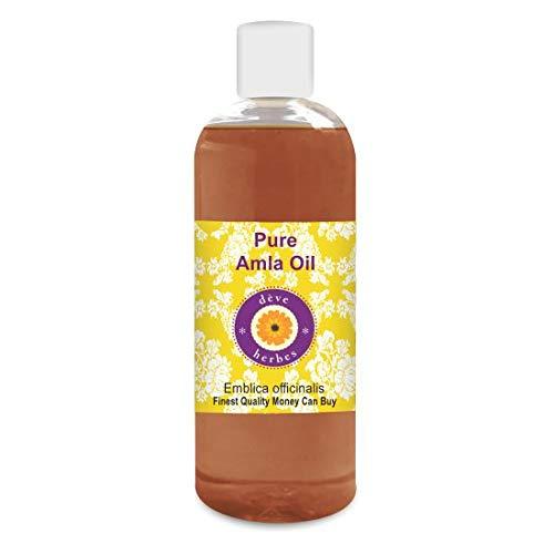 Deve Herbes Aceite de Amla puro (Emblica officinalis) 100% natural de grado...