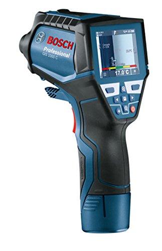 Bosch Professional(ボッシュ) バッテリー放射温度計(データ転送機能) GIS1000C 【正規品】